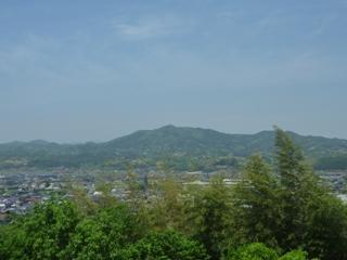 厚狭市街の眺め.1
