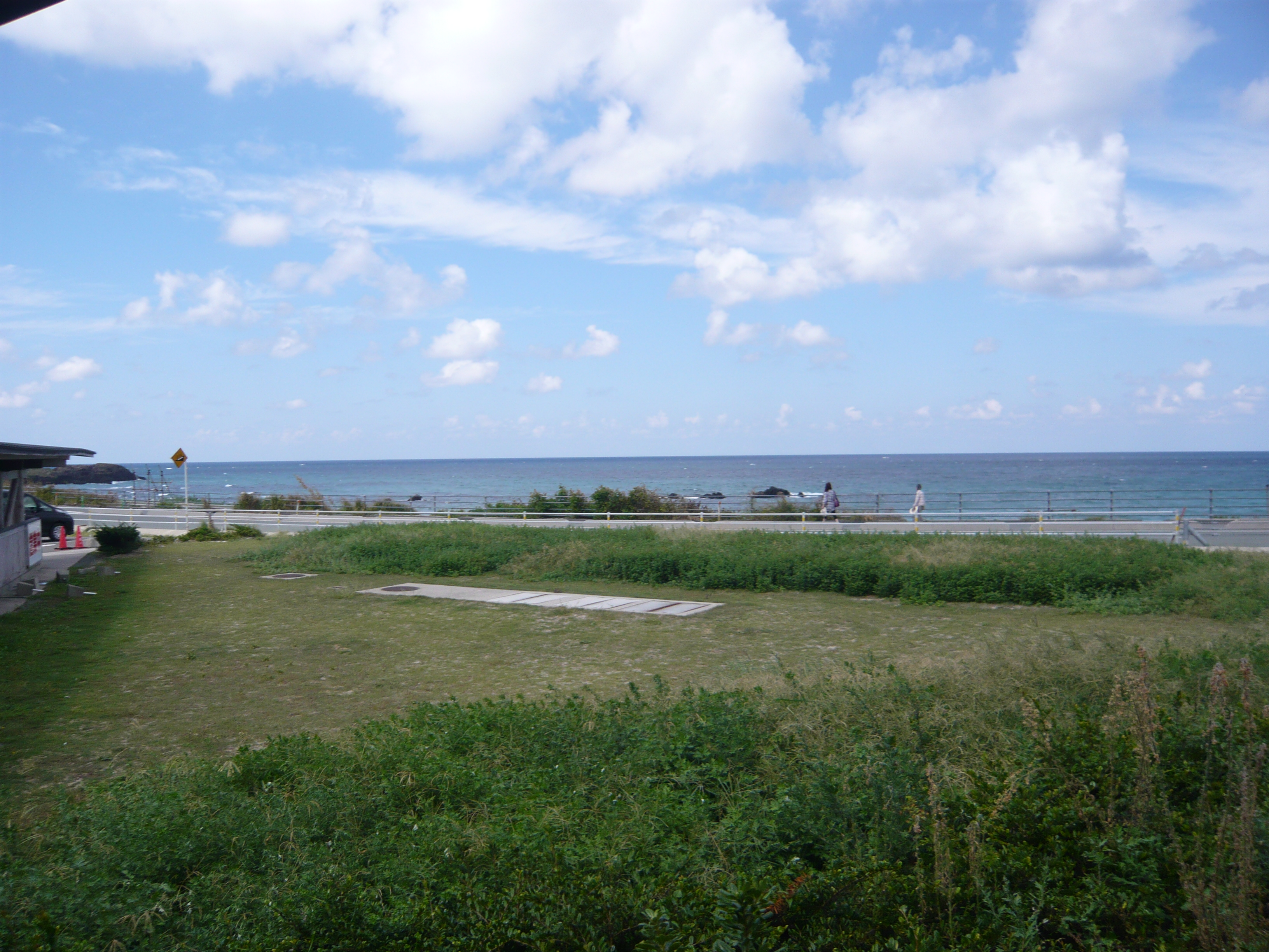 景色・角島