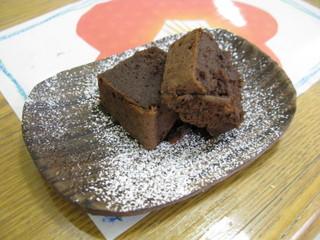 お豆腐のブラウニー.jpgのサムネール画像