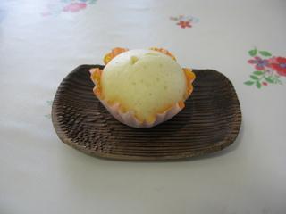 練乳蒸しパン②.JPG
