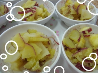 H27さつまいもとりんごの甘煮②.jpg