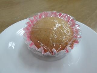 黒糖蒸しパン①.JPG