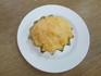 スキムアップルケーキ③.JPG
