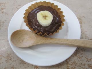 チョコバナナyムース.JPG